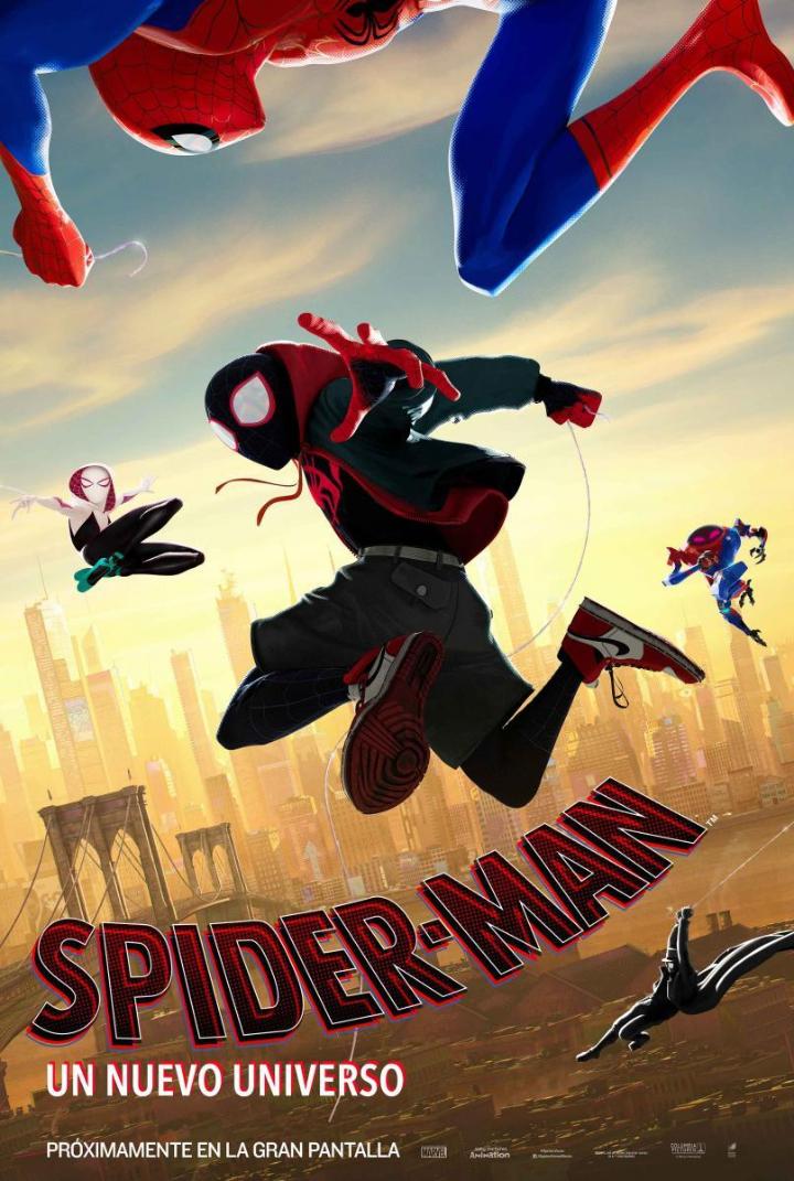 Spiderman -Un nuevo universo