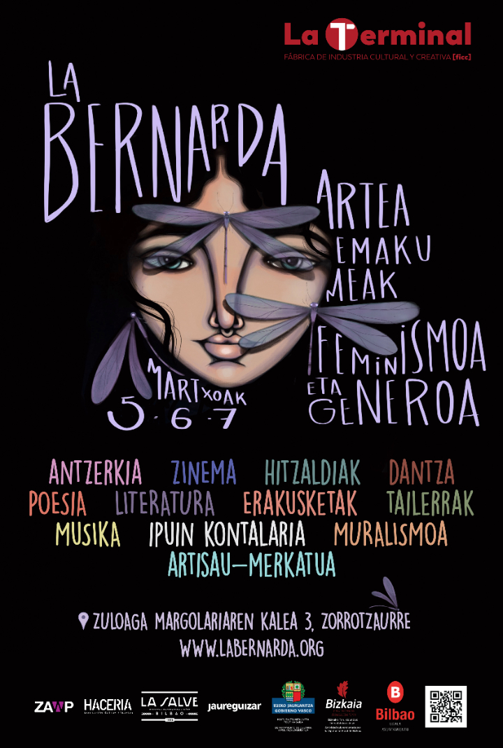 TALLER CREATIVO PINTURA PARA TELAS La Bernarda