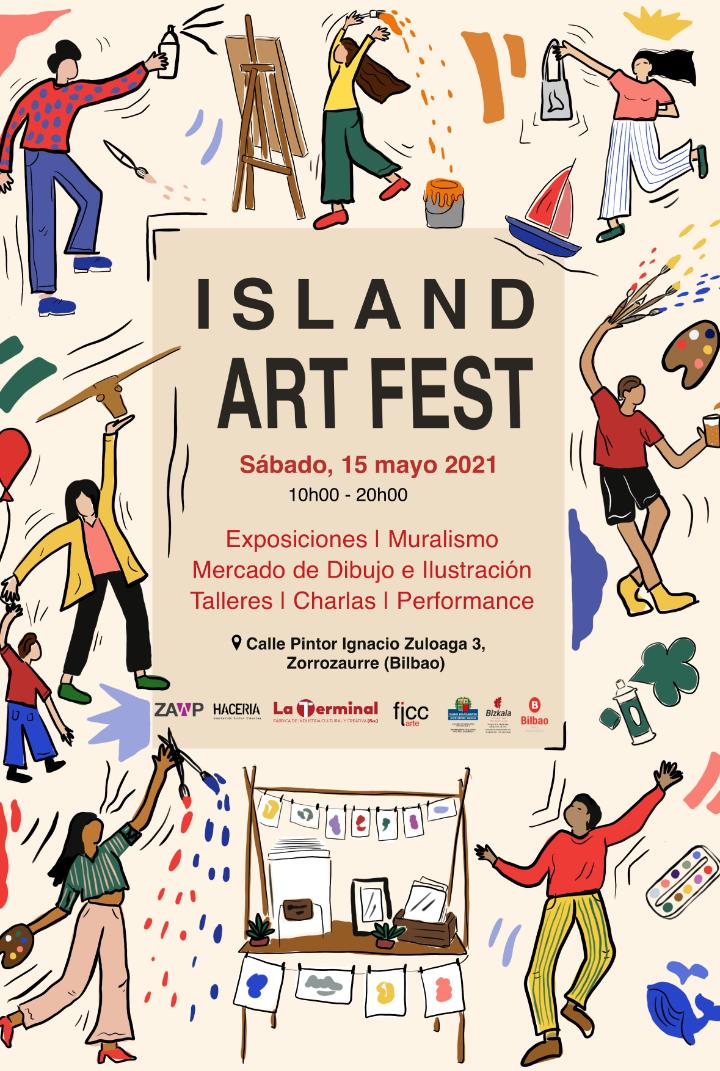 Reserva Stand FICC Island Art Fest
