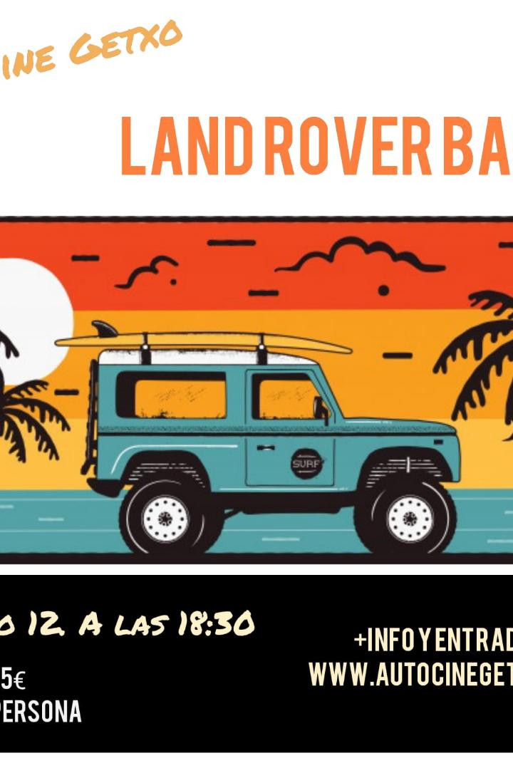 Concierto Land Rover Band