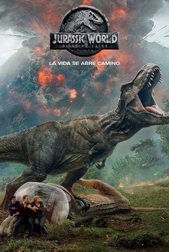 Jurassic Wold:  El Reino caido