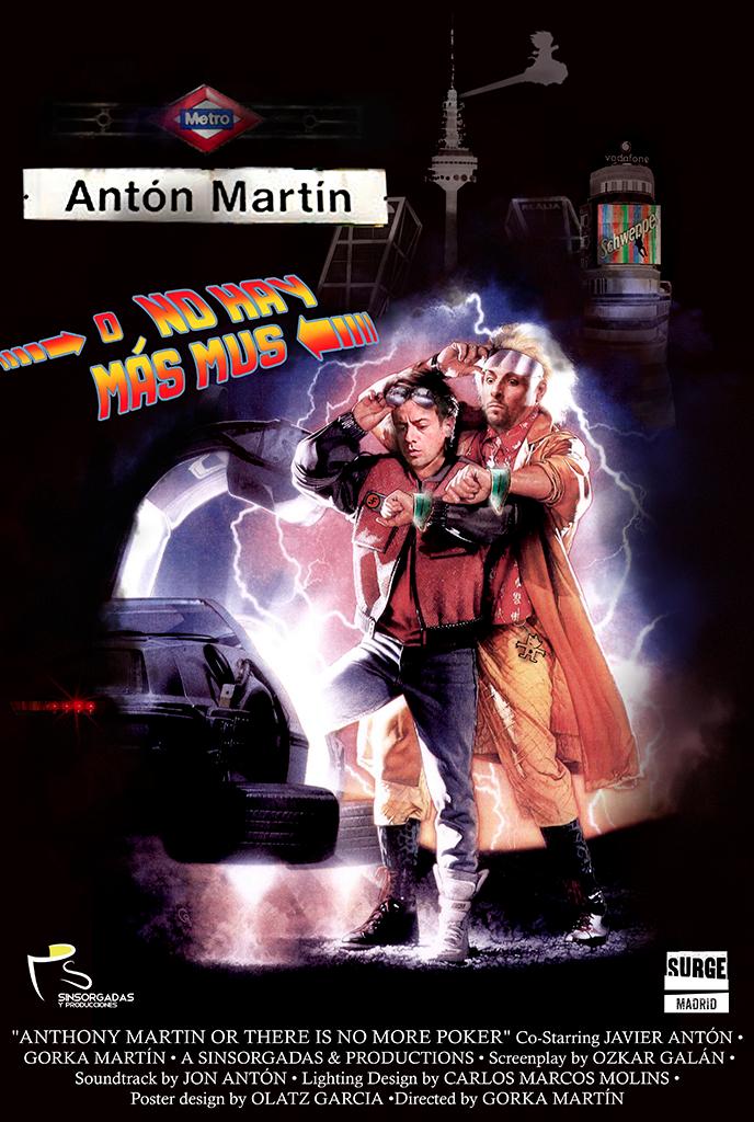 Antón Martín o no hay mas mus