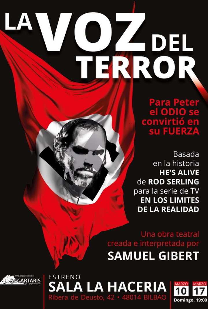 La voz del terror (17.02.2019)