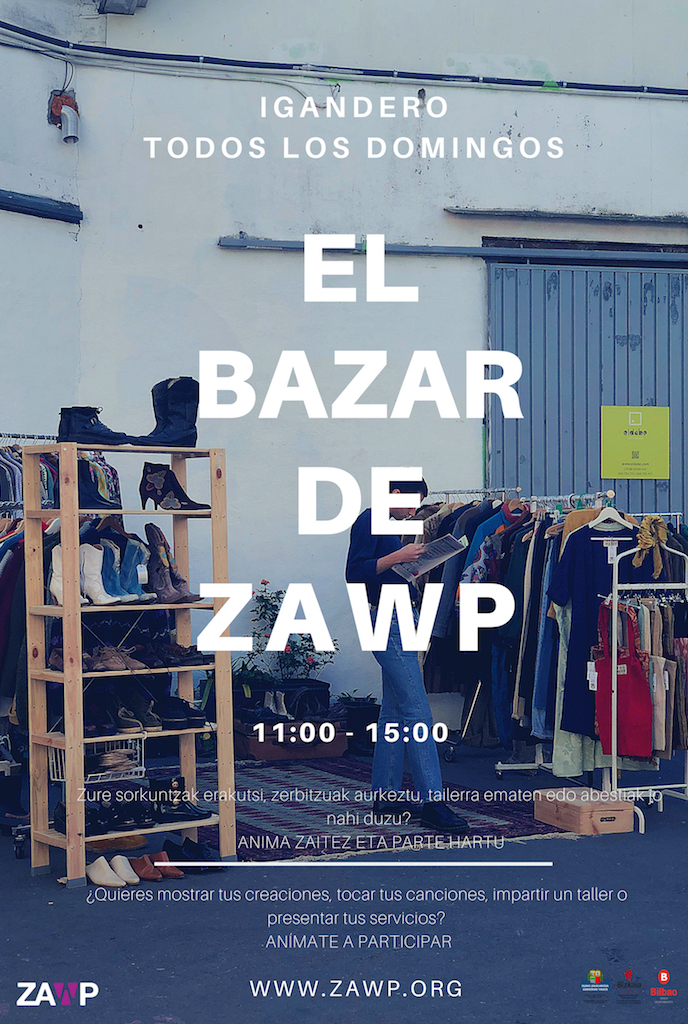 El bazar de ZAWP 17.3.2019