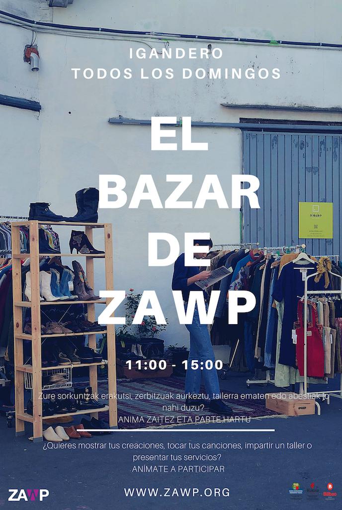 El bazar de ZAWP 24.3.2019