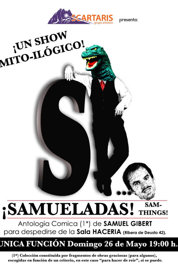 SAMUELADAS (SAM-THINGS!)