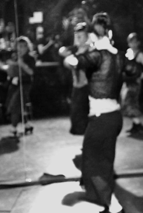 Despedida flamenca a la sala HACERIA