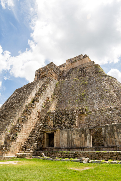 Yucatan, El Último Templo