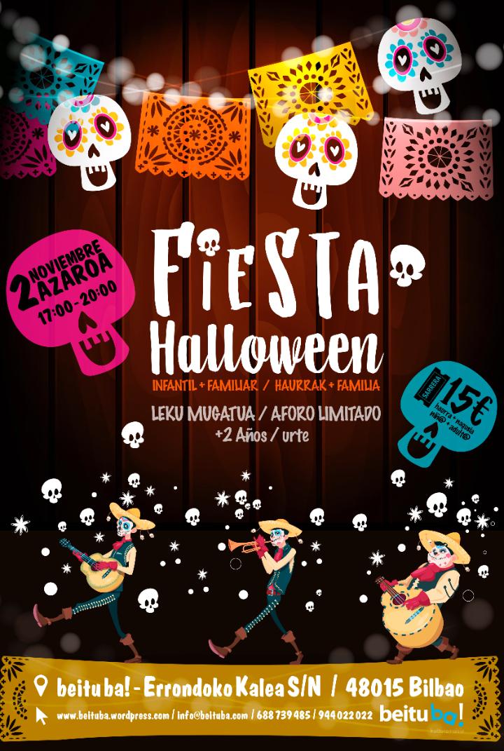 Fiesta de Halloween 2019