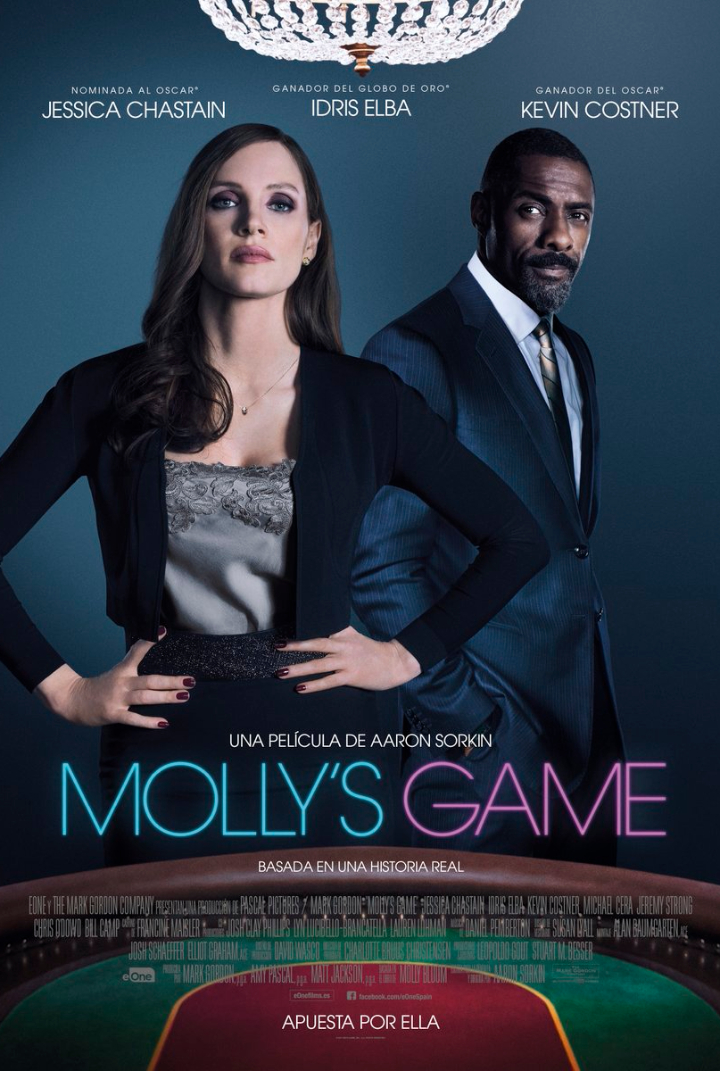 MOLLY¨S GAME