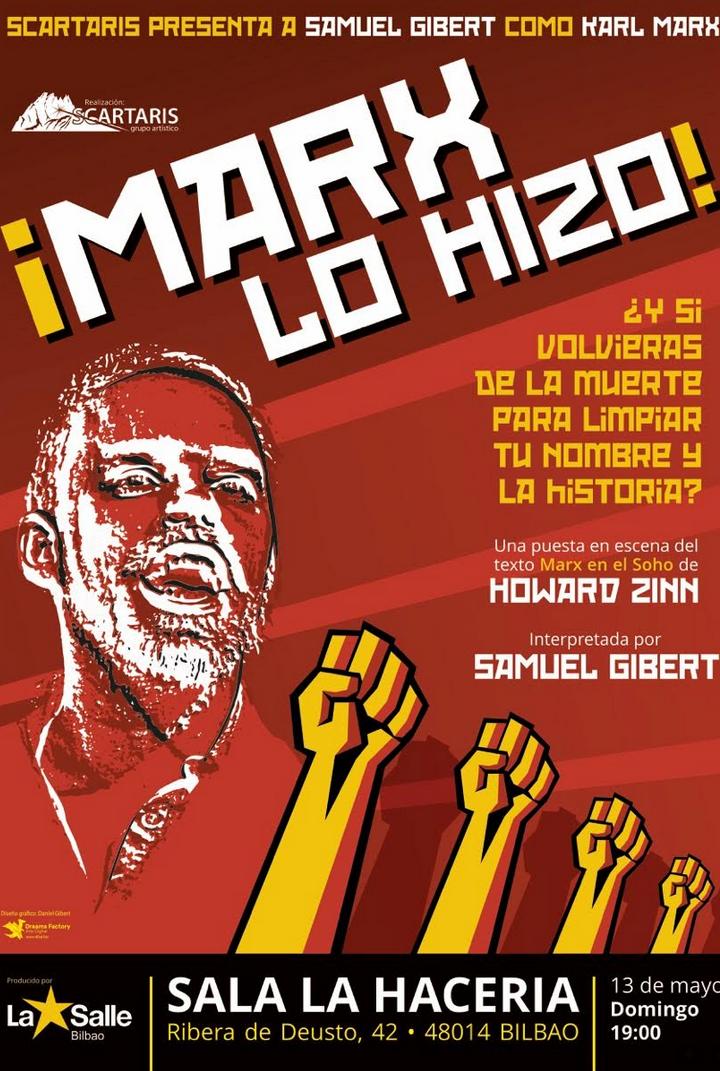¡MARX LO HIZO!